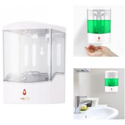 Automatic wall gel dispenser